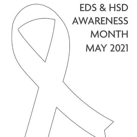 EDS and HSD ribbon for colouring