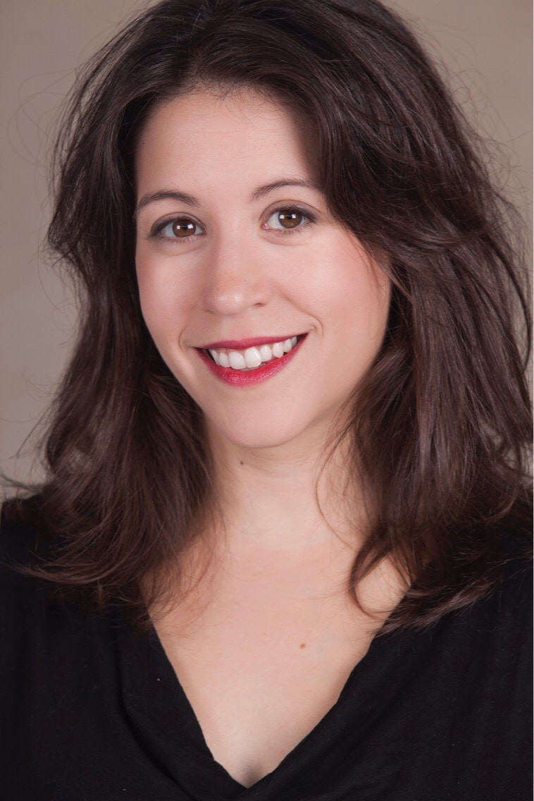 Lauren in a black top